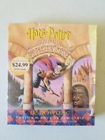 Harry Potter and The Sorcerer's Stone 7 CD Set SEALED! FAST FREE SHIPPING!!
