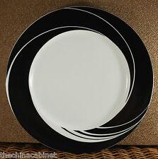 BLOCK SPAL JEWELS JACK PRINCE BLACK PEARL (4) DINNER PLATES PLATE SET LowShip!