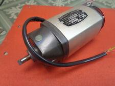 Watson Marlow 240V AC gearmotor 63RPM 10mm shaft MG036 U220238