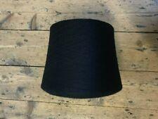 100% Wool, 2/28, 1.3kg cone, BLACK, Jawalan