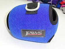 2 Azul mandíbulas en Carrete Cubierta para jefe Avet Daiwa Saltiga precisa Shimano Trinidad