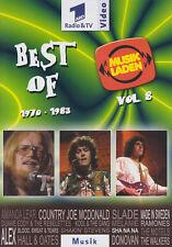 BEST OF MUSIKLADEN - 1970-1983. Volume 8.  DVD, wie neu