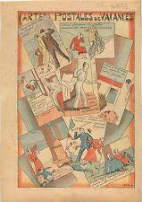Souvenirs de Vacances Cartes Postales Mer Campagne Montagne France 1933