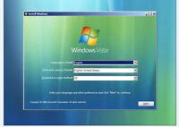 Windows Vista Home Premium install re-install Recovery DVD Disk 32 / 64 Bit OS