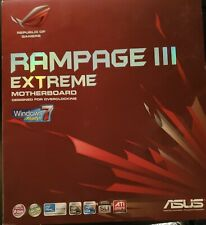 Asus Rampage III Extreme ***NEW*** In Box