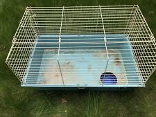 Medium indoor Pet cage - suitable for small pets, guinea pig, rabbit, hamster