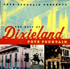 Pete Fountain Presents The Best Of Dixieland - Pete Fountain  -  CD, VG