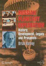 Russian Planetary Exploration: History, Development by Brian Harvey (2007)