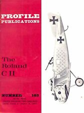 ROLAND C II: PROFILE #163/ NEW PRINT FACSIMILE EDITION with 7 NEW PAGES ADDED