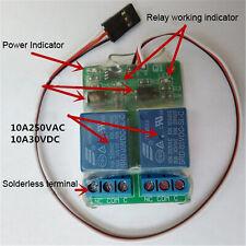 Relé de control remoto Q1 RC Modelo conmutador para RC avión teledirigido cuadricóptero fpv Kit