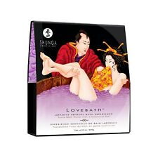 Shunga - LoveBath - Turns Bath Water into Jelly - Sensual Lotus - 23oz