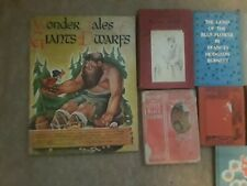 Lot of 12 Vintage Children's Books