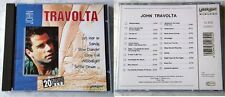 JOHN TRAVOLTA - 20 Greatest Hits / Sandy, Greased Lightnin´, Rainbows,... CD TOP