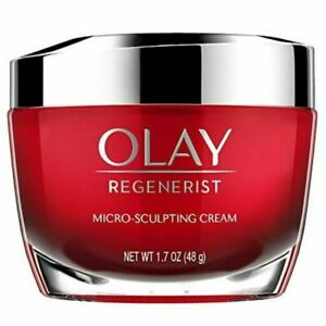 Olay Regenerist Micro Sculpting Cream Hydrating 1.7oz Exp 9/23 Amz 222