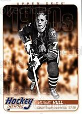 2011-12 Upper Deck Hockey Heroes #4 Bobby Hull