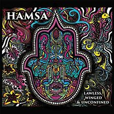 Hamsa - Lawless Winged and Unconfined [CD]