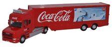 OXFORD DIECAST 76TCAB005CC 1:76 OO SCALE Scania T Cab Coca Cola Polar Bears