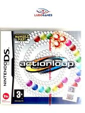 Actionloop Nintendo DS PAL/EUR Precintado Videojuego Nuevo New Sealed Retro