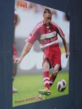 Poster Football FRANCK RIBERY FC BAYERN MUNCHEN OM OLYMPIQUE MARSEILLE  40 x 56