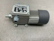 NEW NO BOX MINI MOTOR 120V. GEAR MOTOR AC100P