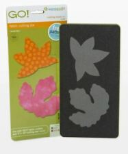 Accuquilt Die GO! 55389  Rustling Leaves #1 Quilting Embroidery