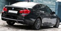 New Rear bumper Diffusor diffuser Performance look sport add on