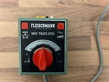 fleischmann msf trafo 6755