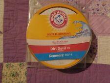 New Arm & Hammer Odor Eliminating Filter Dirt Devil F8 Kennmore DCF-4