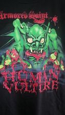 ARMORED SAINT 1987 Human Vulture vintage licensed US concert tour shirt MD NEW