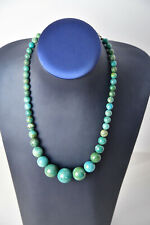 Jay King DTR Turquoise Bead Necklace