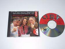 CD/ORF CD7/WAS DER WEANA GERN HAT/BERRY/ZEDNIK/PHILHARMONIA SCHRAMMELN