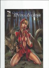 Zenescope Comics Grimm Fairy Tales Myths and Legends 5 NM-/M 2011