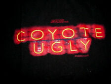 2009-Coyote Ugly-Bar Club-Movie-Black-T-Shirt-L