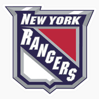 New York Rangers Alternate Logo NHL DieCut Vinyl Decal Sticker Buy 1 Get 2 FREE