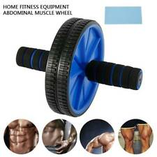 Strength Abs Roller Wheel For Abdominal Exercise with Knee Pad Fitness A36