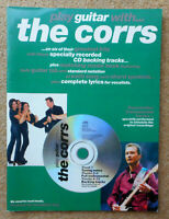 Play Guitar with The Corrs - 6 Hits Notation & Tab + CD Backing & Vocals - Clean