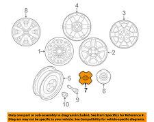 NISSAN OEM 97-00 Maxima Wheel-Center Cap Hub Cover 403435P010
