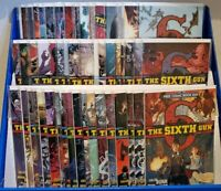 SIXTH 6th GUN COMIC SET #1-50/ FCBD/ SONS OF/ DAYS DEAD/ DUST TO/ VALLEY DEATH