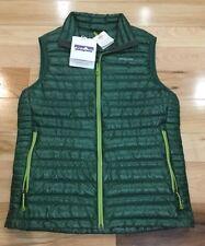 Patagonia Men's Ultralight Down Vest Size XS Color Hunter Green