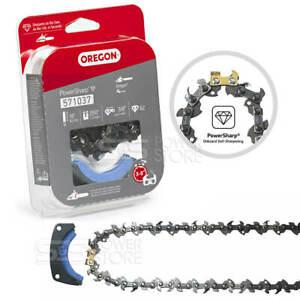 Oregon Powersharp Sägekette + Schleifstein Ersatzkette CS1500 Kettensäge 571037