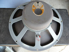 "1974 (s/n 8502) JBL D130F 15"" Speaker 8 ohms removed from Fender extension cab"
