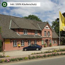 Lüneburger Heide 4 Tage Hanstedt Reise Ring-Hotel Sellhorn Gutschein 4 Sterne