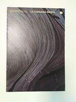 KNOLL 1969 - La collezione Bertoia - Massimo Vignelli, Jon Naar - flyer brochure