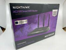 New & Sealed - Netgear Nighthawk AC2100 Smart WiFi Router - 4K Streaming -