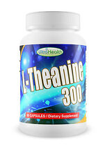 Natural L-Theanine Reduce Stress 300mg 90 Capsules