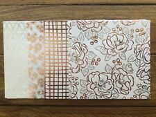 "Stampin' Up! 6x6 Specialty Paper Pack ""Flowering Foils"""