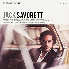 JACK SAVORETTI - SLEEP NO MORE - LP VINYL NEW SEALED 2016