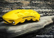 """ProdigyWerks 6 Piston 14"""" Big Brake Kit /12-17 Audi A3 S3 8V VW Golf GTi mk7 MQB"""