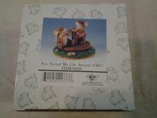"Charming Tails ""You Turned My Life Around"" by Fitz & Floyd item # 98/230 - Nib"
