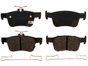 For 2018-2019 Honda Accord Brake Pad Set Rear Raybestos 79167BQ R-Line; Ceramic
